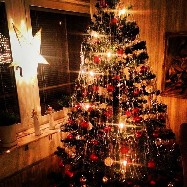 Vill passa på att önska er alla en riktigt god Jul!