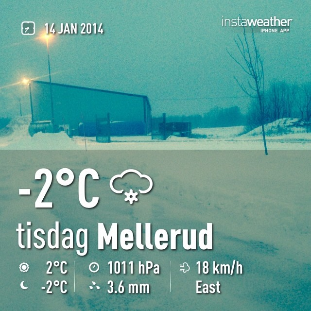 #weather #instaweather #instaweatherpro  #sky #outdoors #nature #world #love #followme #follow #beautiful #instagood #fun #cool #like #life #nice #happy #colorful #photooftheday #amazing #mellerud #sverige #day #winter #morning #cold #se