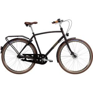 En riktig cykel!