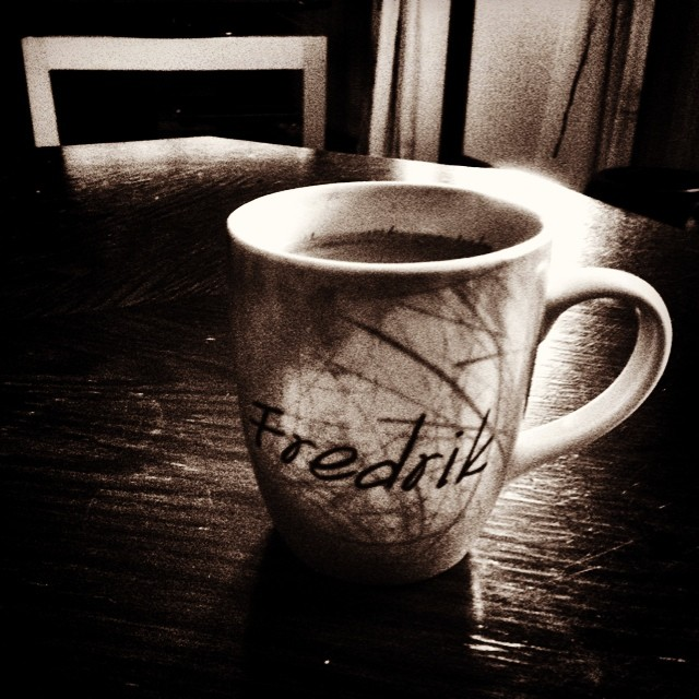 #godmorgon #kokkaffe #adesworld #monochrome