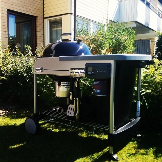 En dröm går i uppfyllelse. #weberbbq #adesworld #grill