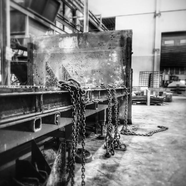 #factory #concrete #work