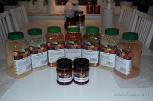 Kryddblandningar från Nordic Spice!